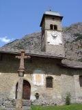 l'église du XIVème à deux pas